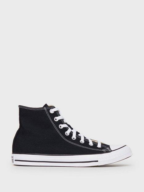 Converse All Star Canvas Hi Sneakers Sort