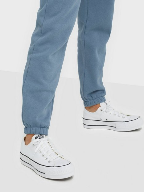 Converse Chuck Taylor All Star Lift Ox Low Top Hvid