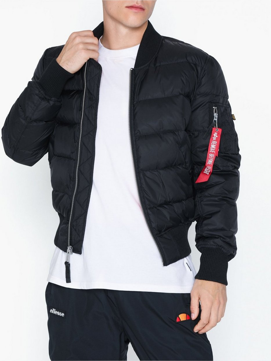 MA-1 Puffer Boy Friend Fit