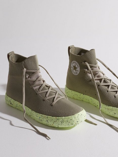 Converse Chuck Taylor All Star Crater Knit Sneakers Field