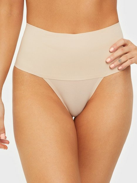 Spanx Undie-tectable® Thong Shaping & Support Nude