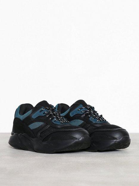 New Look Jerry Chunky Trainer V2 Sneakers Black mand køb billigt