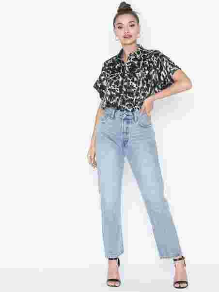Shoppa River Island Carrie Shirt Camo
