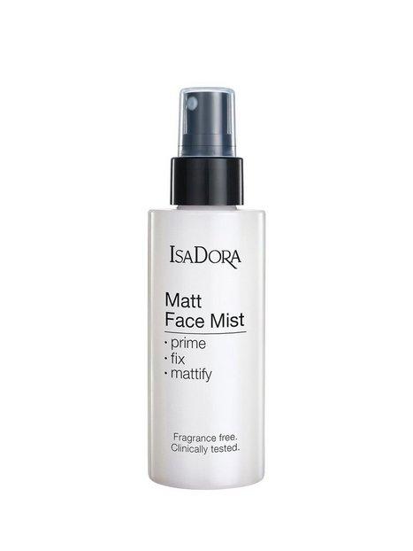Isadora Matt Face Mist Primere