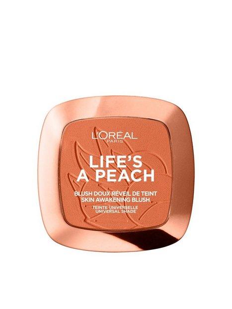 Billede af L'Oréal Paris Lifes a Peach - Skin Awakening Blush Blush