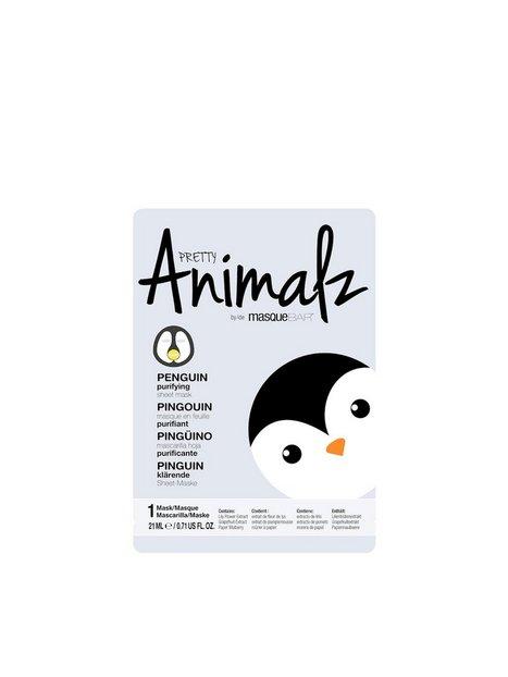 Billede af masque B.A.R Pretty Animalz by MasqueBar Ansigtsmasker Penguin
