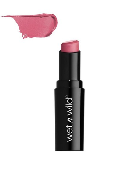 Se Wet n' Wild MegaLast Lipstick Læbestift Rose The Matter ved Nelly