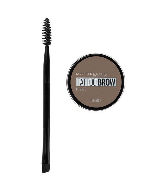 Maybelline New York Tattoo Brow Pomade Pot Øjenbryn Taupe
