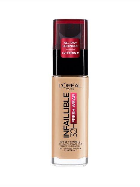 L'Oréal Paris Infallible 24 Stay Fresh Foundation Foundation Vanilla