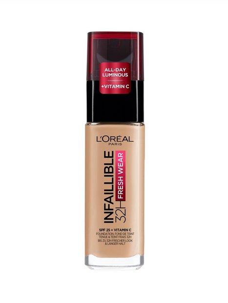 L'Oréal Paris Infallible 24 Stay Fresh Foundation Foundation Golden Beige