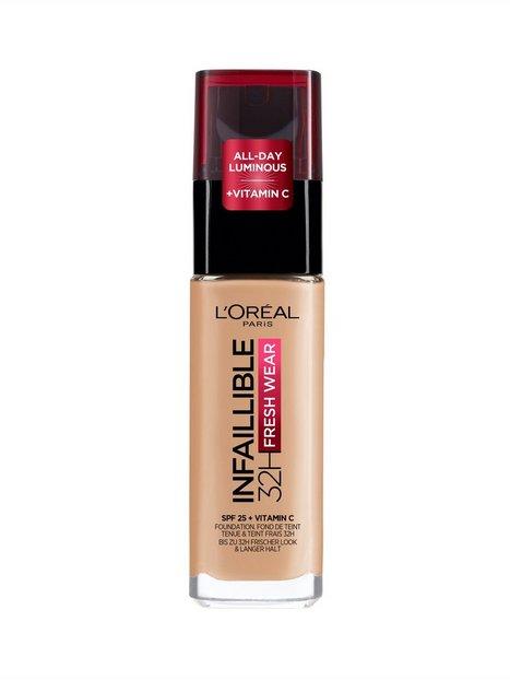 L'Oréal Paris Infallible 24 Stay Fresh Foundation Foundation Golden Sand