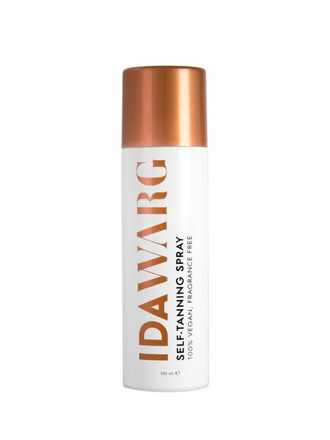 Ida Warg Face And Body Spray Self tan