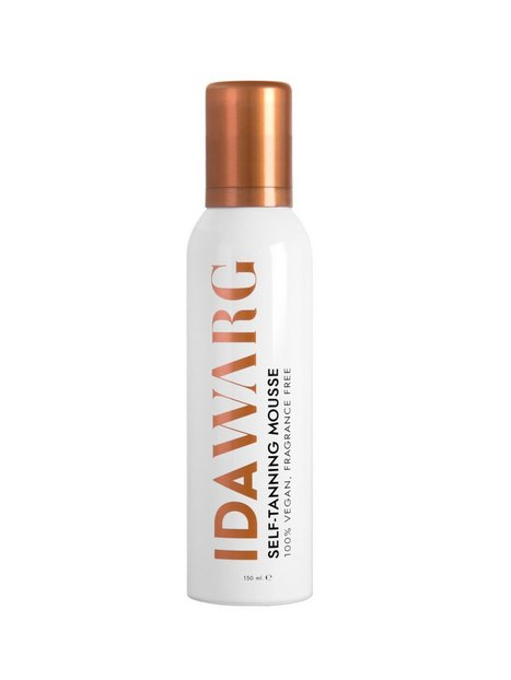 Ida Warg Face And Body Mousse Self tan