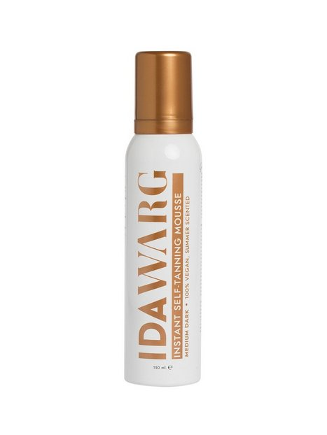 Ida Warg Instant Self-Tanning Mousse Medium Dark Self tan