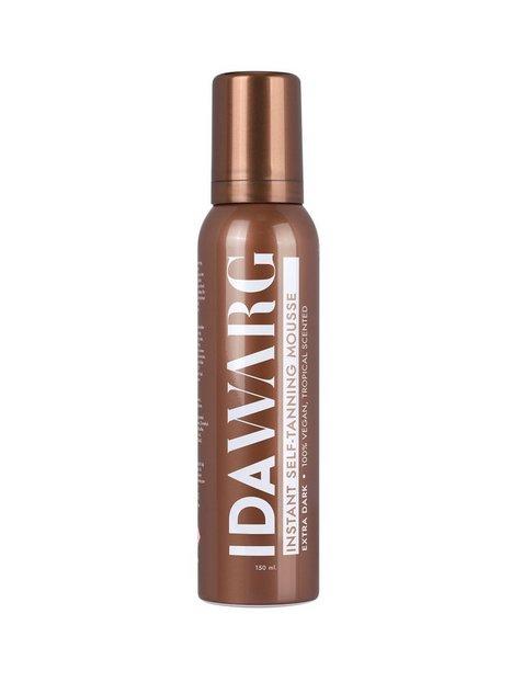 Ida Warg Instant Self Tanning Mousse Extra Dark Self tan