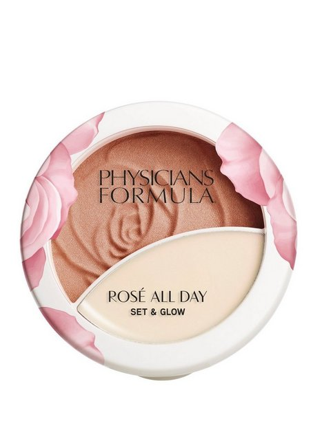 Physicians Formula Rosé All Day Set & Glow Powder Pudder Sunlit Glow