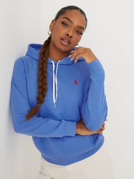 Polo Ralph Lauren Shrnkhdsmpp-Long Sleeve-K Hoodies Blue