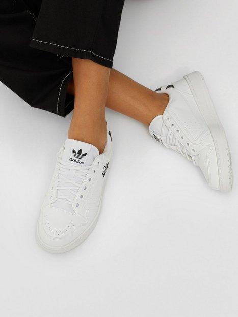 Adidas Originals NY 90 Low Top Vit/Svart