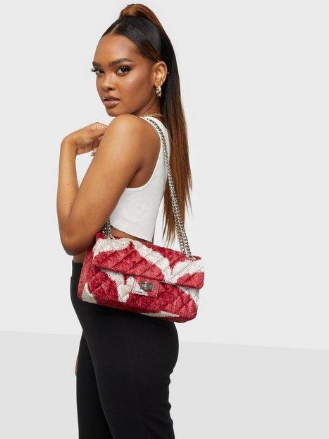 Rough Studios Velvet Bandita Bag Skuldertasker Red