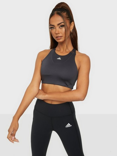 Adidas Sport Performance Ms Yoga Bra Sports-BH medium support