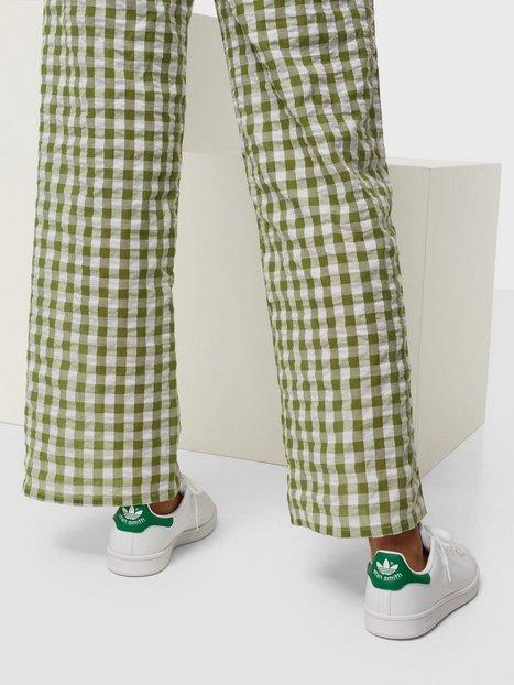 Adidas Originals Stan Smith Low Top Vit/Grön