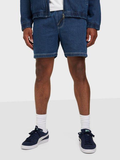 Lyle & Scott Denim Shorts Shorts Washed