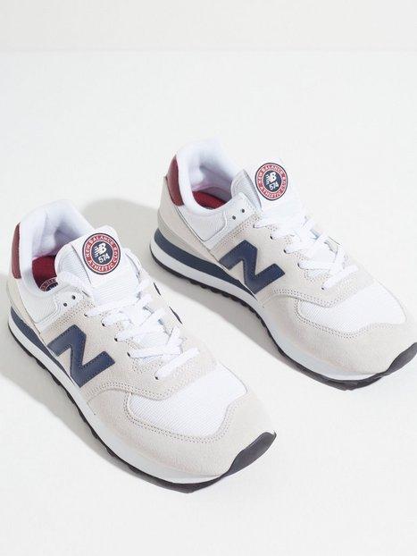New Balance ML574HX2 Sneakers navy/white