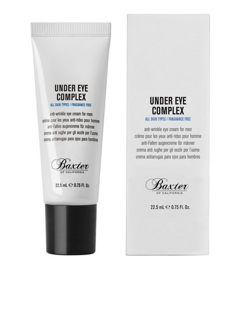 Baxter Of California Under Eye Cream 22,5 Ml Ansigtspleje Transparent - herre