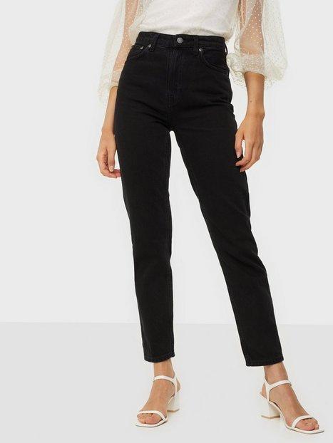 Nudie Jeans Breezy Britt Slim fit Black