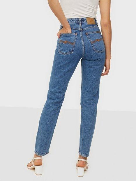 Nudie Jeans Breezy Britt Slim fit Blue