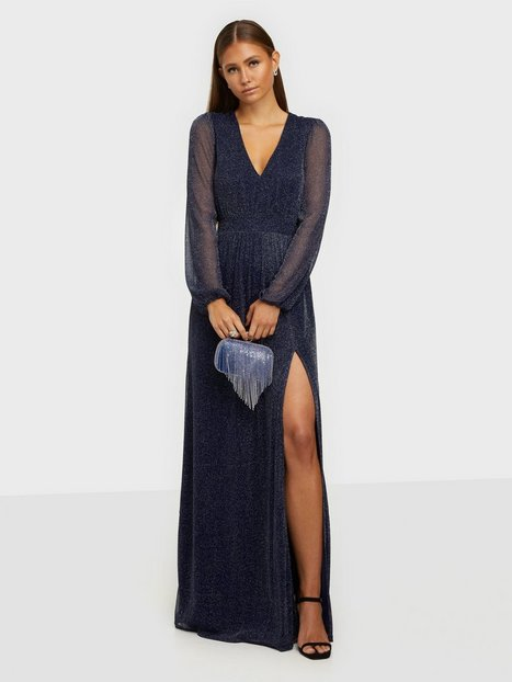 NLY Eve Shimmery Maxi Gown Maxikjoler