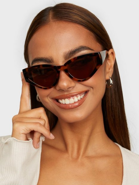 NLY Accessories Flirty Sunnies Solbriller Brun