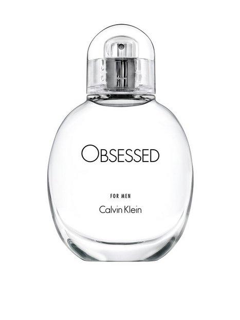 Calvin Klein Ck Obsessed for Men edt Parfumer Transparent - herre