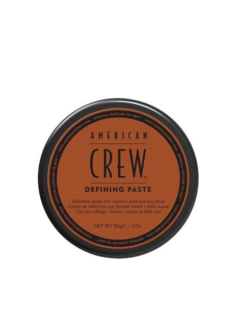 American Crew Classic Defining Paste 85g Hårpleje styling Transparent - herre