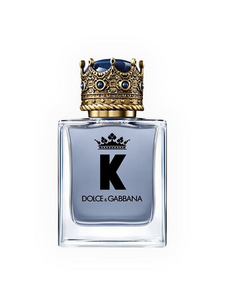 Dolce Gabbana K By Dolce Gabbana Eau De Toilette 50 ml Parfumer Transparent mand køb billigt
