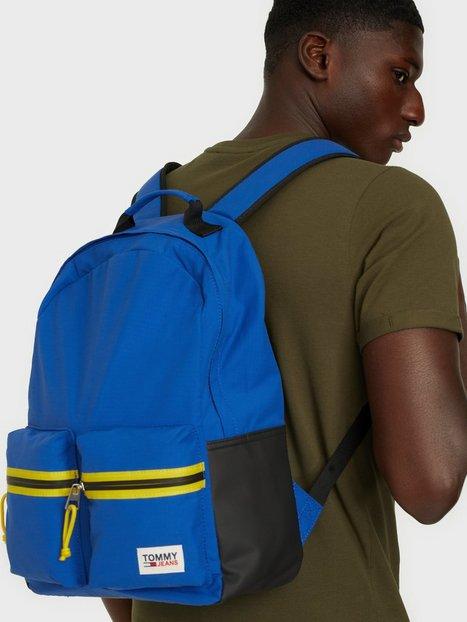 Tommy Jeans Tjm College Tech Backpack Tasker Blue