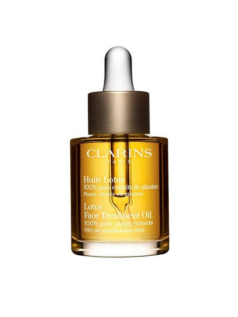 Clarins Lotus Face Treatment Oil Olier & serummer