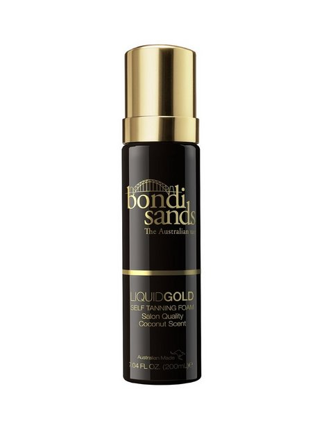 Bondi Sands Liquid Gold Foam 200ml Solcremer