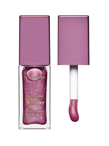 Clarins Lip Comfort Oil Shimmer Lipgloss Purple Rain