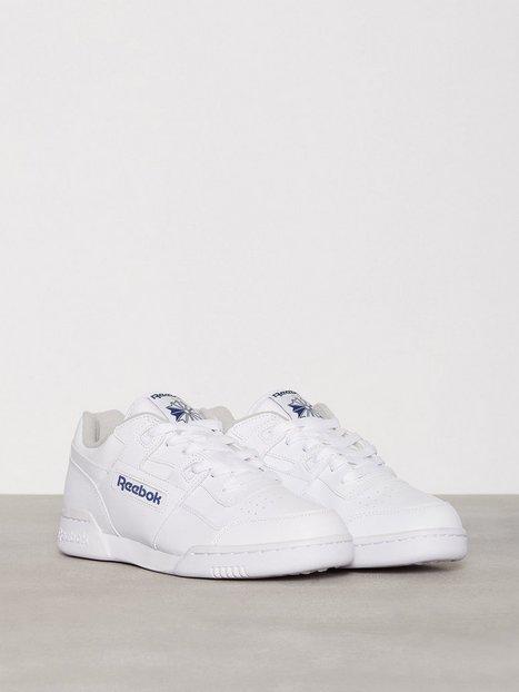 Reebok Classics Workout Plus Sneakers White mand køb billigt