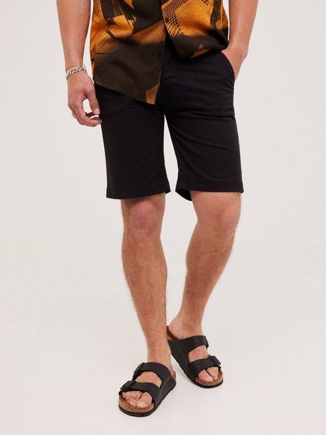 Casual Friday Shorts Shorts Black