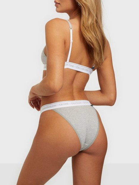 Calvin Klein Underwear Brazilian Brazilians Grey