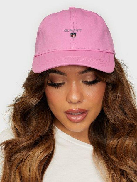 Gant Cotton Twill Cap Kasketter Sea Pink