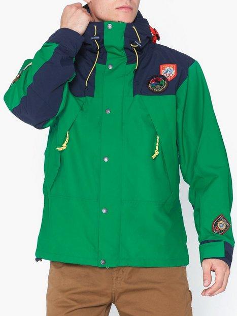 Polo Ralph Lauren Anorak Unlined Jacket Jakker frakker Multi - herre