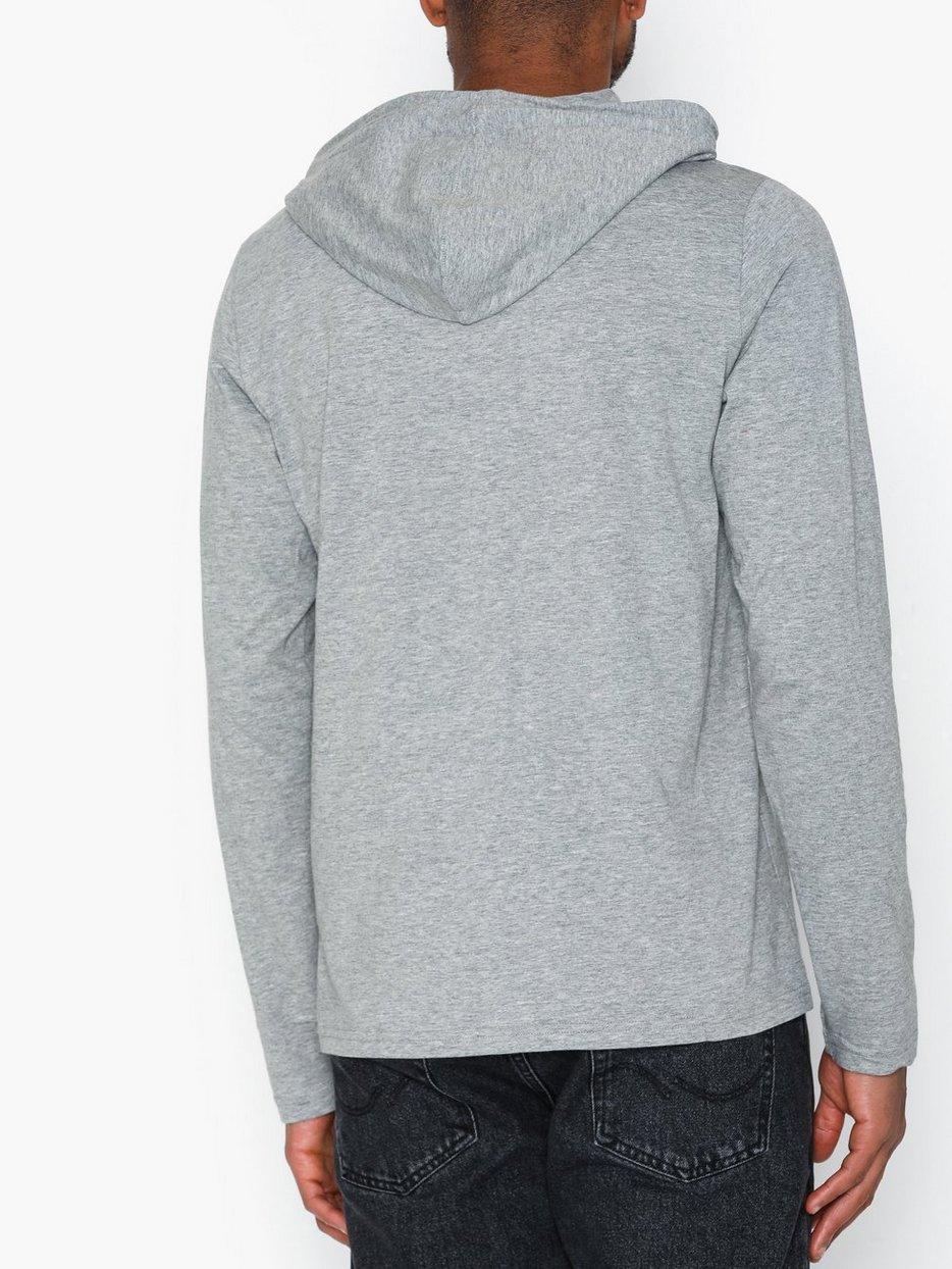 Long Sleeve Cotton Hoodie