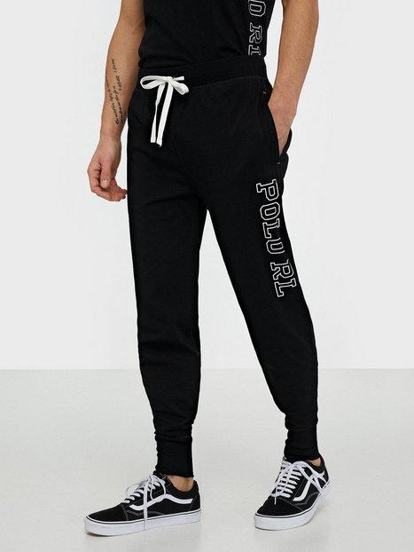 Polo Ralph Lauren Jogger Pant Bukser Black - herre