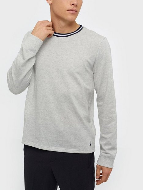 Polo Ralph Lauren L/S Crew Sweater Tröjor Heather