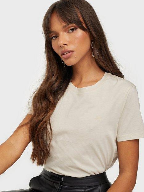 Gant Original Ss T-Shirt T-shirts Putty