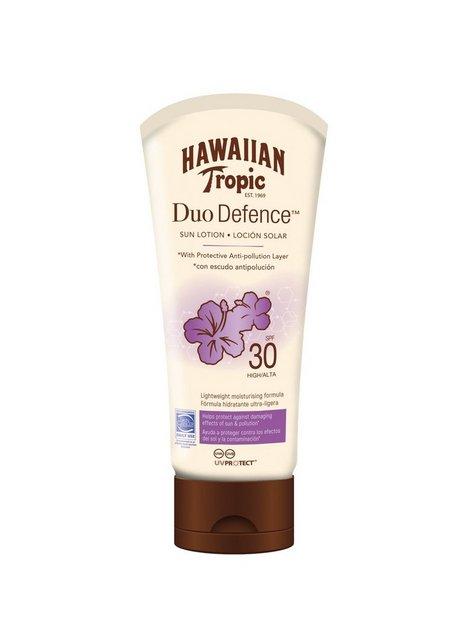 Hawaiian Tropic DuoDefence Sun Lotion SPF 30 180 ml Solcremer