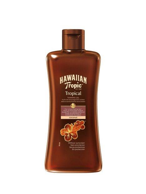 Hawaiian Tropic Tropical Tanning Oil Dark 200 ml Sololier
